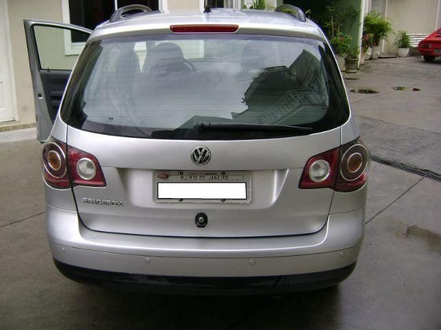 Volkswagen SpaceFox Route 1.6 8V (Flex) - Foto #5
