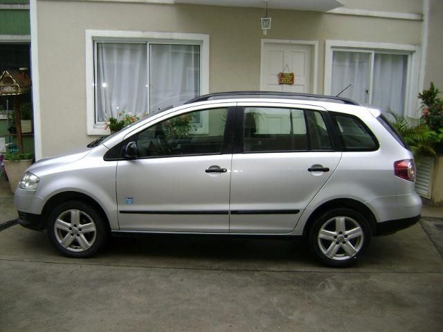 Volkswagen SpaceFox Route 1.6 8V (Flex) - Foto #8