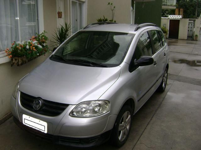 Volkswagen SpaceFox Route 1.6 8V (Flex) - Foto #1