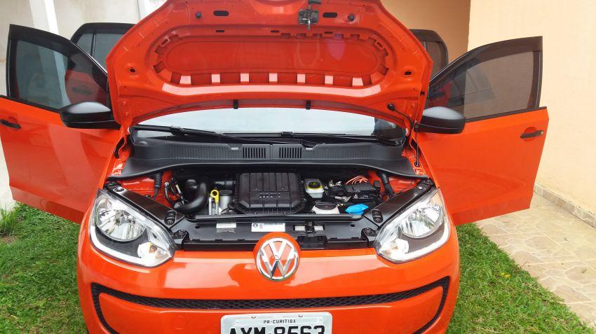 Volkswagen Up! 1.0 12v Take-Up 4p - Foto #5