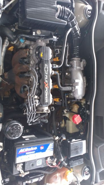 Chevrolet Astra Hatch Advantage 2.0 (Flex) 2p - Foto #1