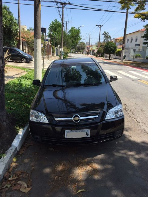 Chevrolet Astra Sedan Elegance 2.0 (Flex) (Aut) - Foto #4