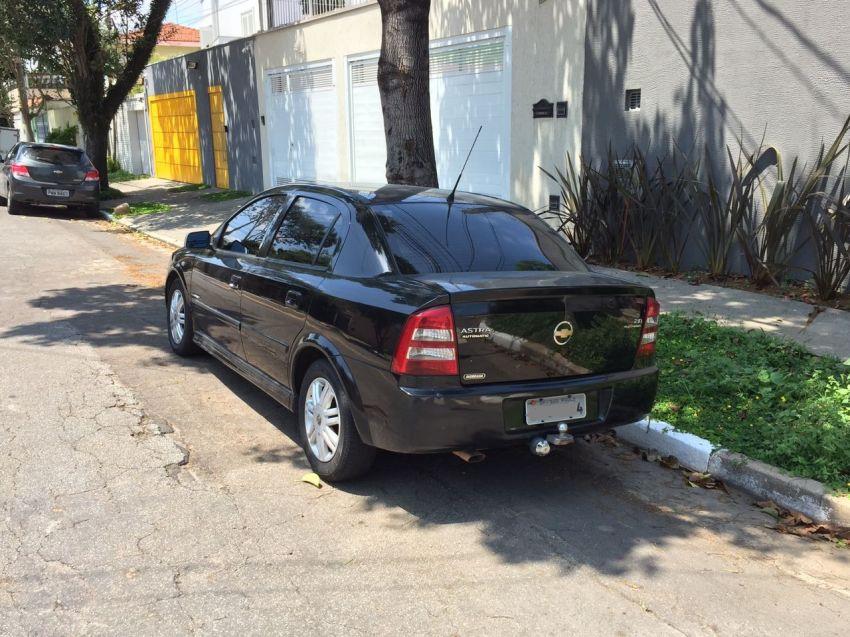 Chevrolet Astra Sedan Elegance 2.0 (Flex) (Aut) - Foto #5