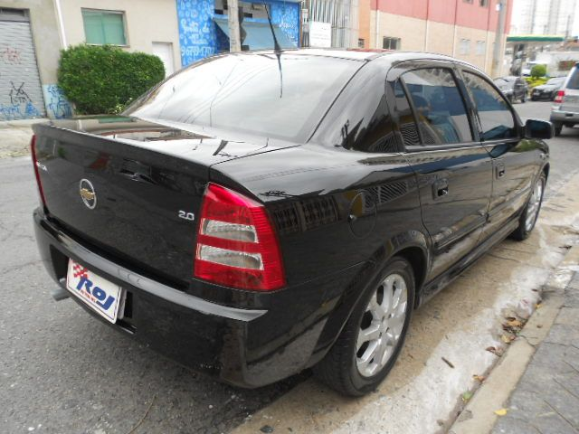 Chevrolet Astra Sedan Advantage 2.0 (Flex) - Foto #4