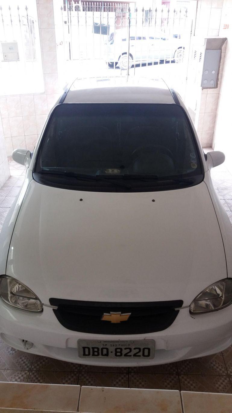 Chevrolet Corsa Sedan Super Milenium 1.0 MPFi 16V - Foto #5