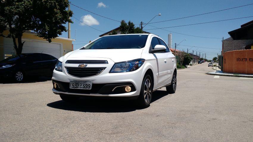 Chevrolet Onix 1.4 LTZ SPE/4 Eco (Aut) - Foto #8