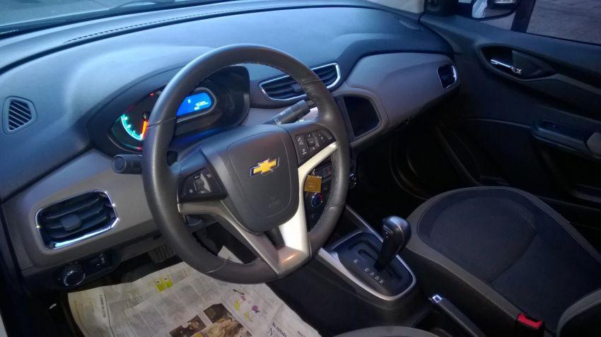 Chevrolet Prisma 1.4 SPE/4 Eco LT (Aut) - Foto #2