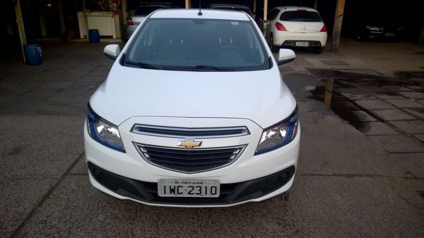 Chevrolet Prisma 1.4 SPE/4 Eco LT (Aut) - Foto #4