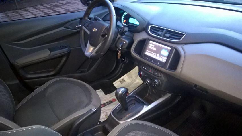Chevrolet Prisma 1.4 SPE/4 Eco LT (Aut) - Foto #5
