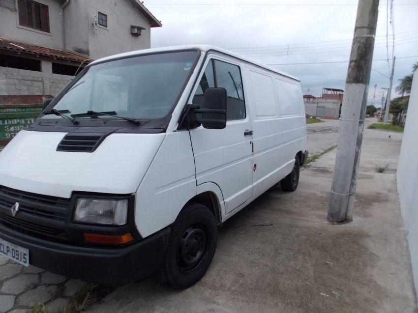 Chevrolet Space Van Furgao 2.1 (Chassi longo) - Foto #1