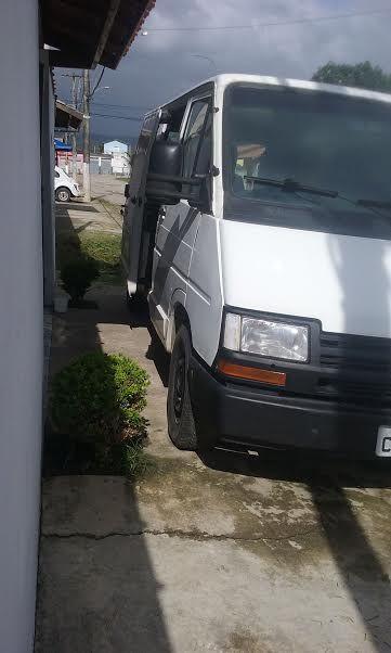 Chevrolet Space Van Furgao 2.1 (Chassi longo) - Foto #2