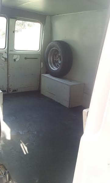 Chevrolet Space Van Furgao 2.1 (Chassi longo) - Foto #4
