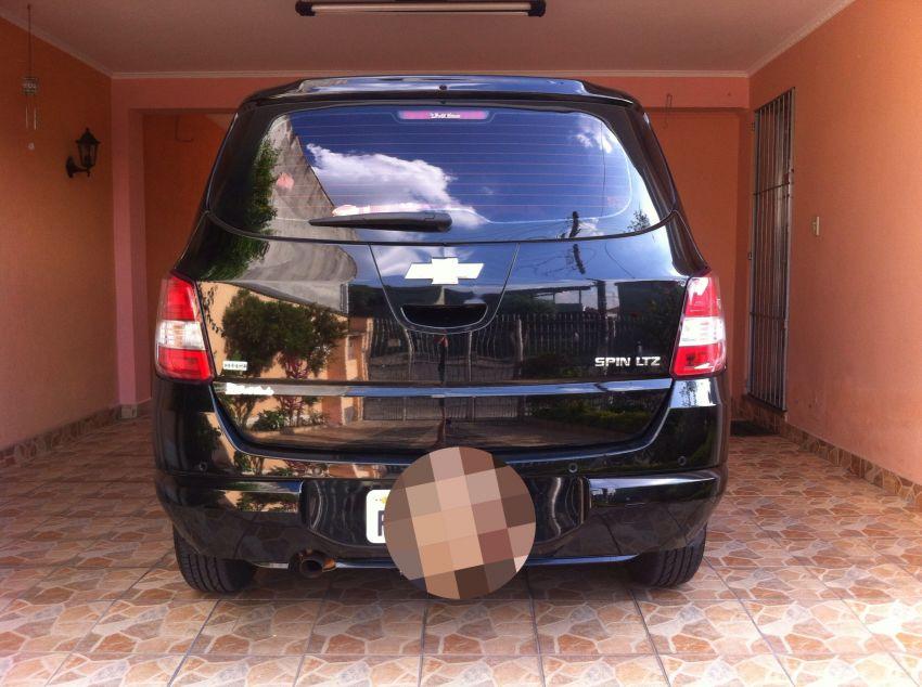 Chevrolet Spin LTZ 7S 1.8 (Flex) (Aut) - Foto #2