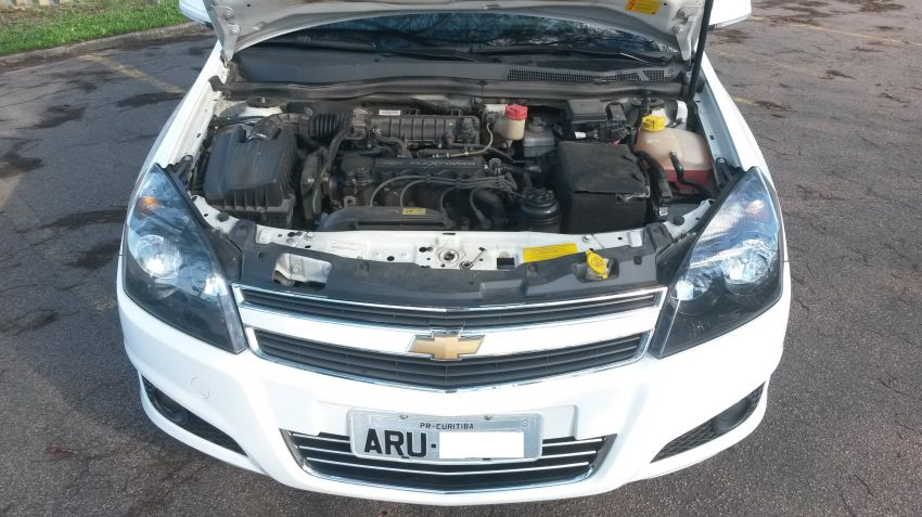 Chevrolet Vectra GT-X 2.0 8V (Flex) (Aut) - Foto #4