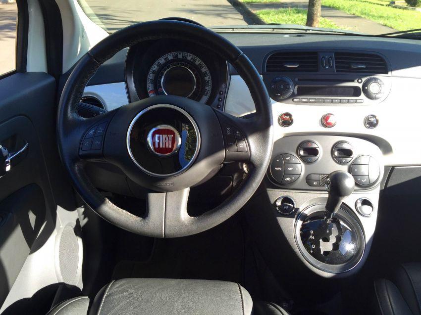 Fiat 500 Cabrio 1.4 Multiair (Aut) - Foto #6