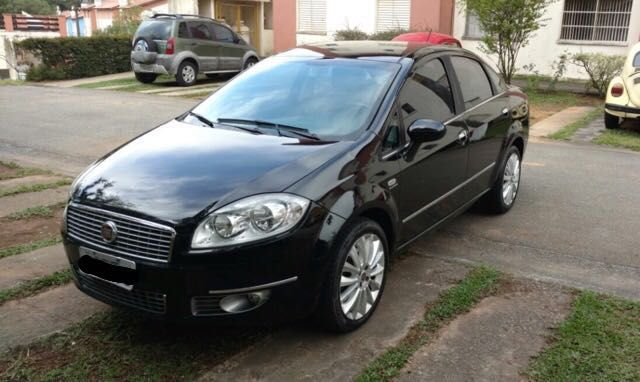 Fiat Linea Absolute Dualogic 1.9 16V (Flex) - Foto #6
