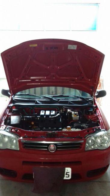 Fiat Palio Fire Economy 1.0 (Flex) 2p - Foto #9