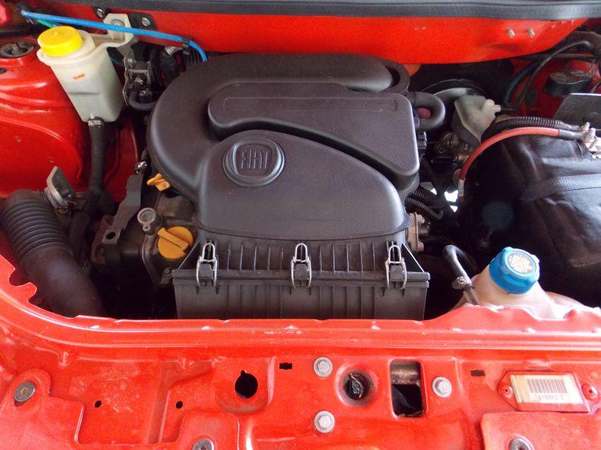 Fiat Uno Sporting 1.4 8V (Flex) 4p - Foto #6