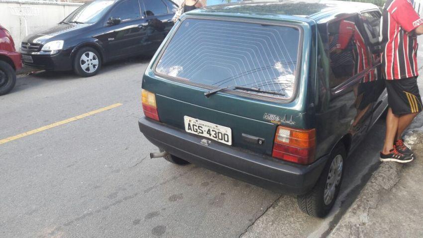 Fiat Uno Mille Eletronic 1.0 - Foto #2
