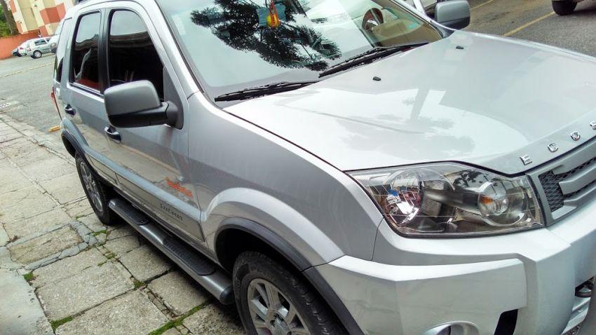 Ford Ecosport Freestyle 1.6 (Flex) - Foto #4