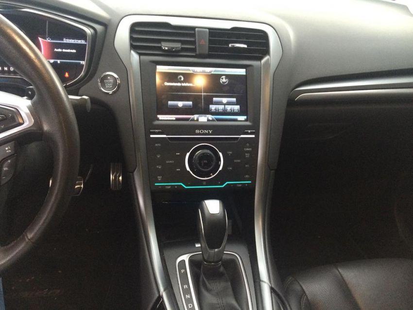 Ford Fusion 2.0 16V GTDi Titanium (Aut) - Foto #2