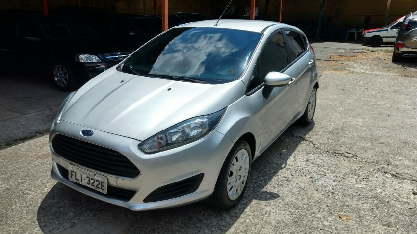 Ford New Fiesta 1.5 S - Foto #3