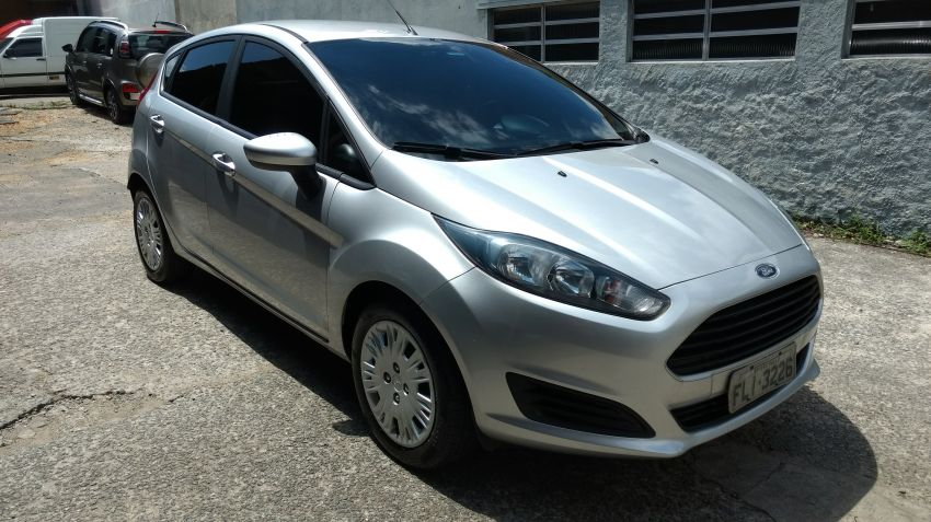 Ford New Fiesta 1.5 S - Foto #6