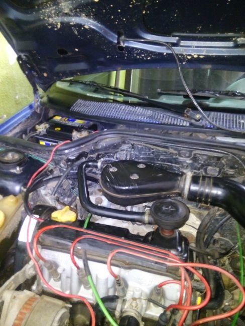 Ford Verona GLX 1.8 - Foto #8
