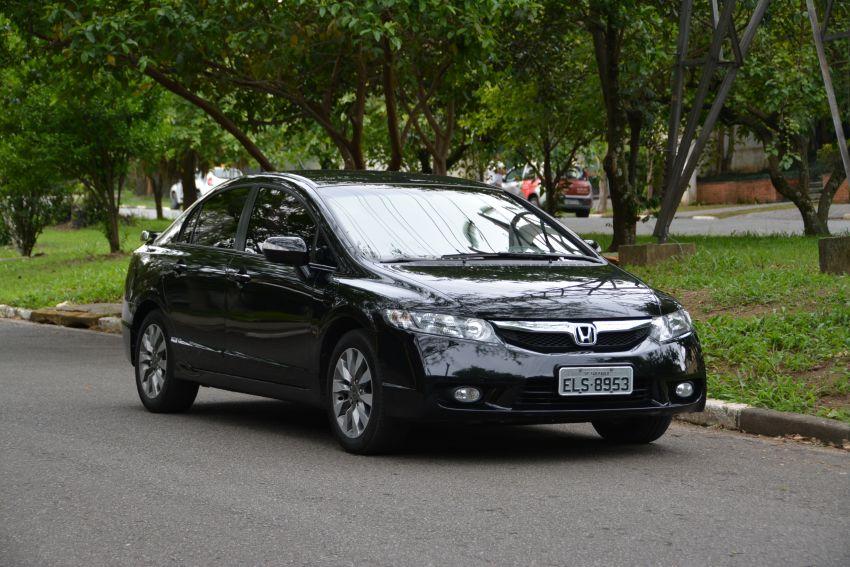 Honda New Civic LXL SE 1.8 i-VTEC (Flex) - Foto #1