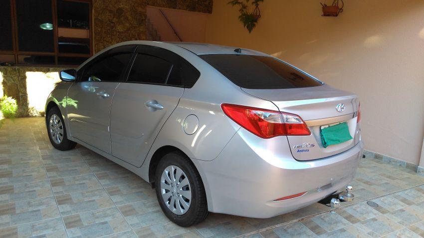 Hyundai HB20 1.6 S Comfort Plus - Foto #4