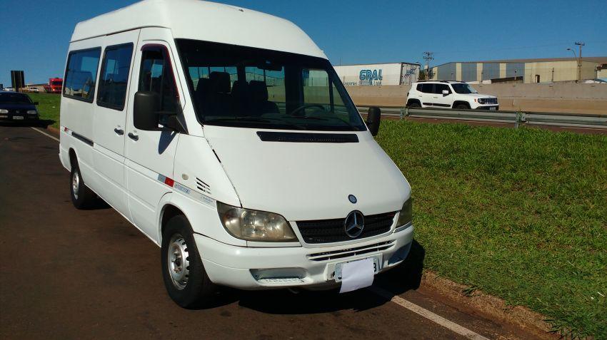 Mercedes-Benz Sprinter 311 2.2 Van Reet (teto alto/ 16 lug.) - Foto #2