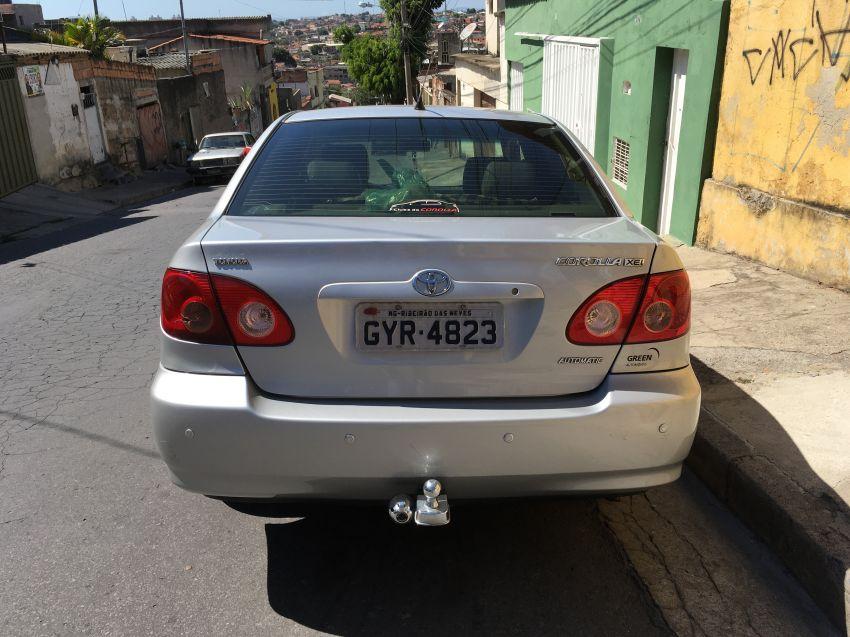 Toyota Corolla Sedan 1.8 Dual VVT-i XLI (aut) (flex) - Foto #5