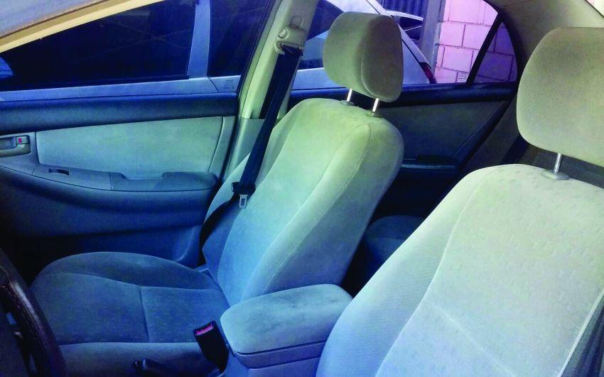 Toyota Corolla Sedan GLi 1.6 16V (aut) - Foto #6