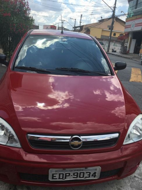 Chevrolet Corsa Hatch Maxx 1.0 (Flex) - Foto #3
