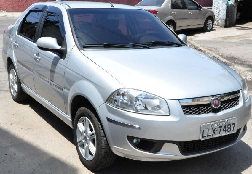 Fiat Siena EL 1.4 8V (Flex) - Foto #3