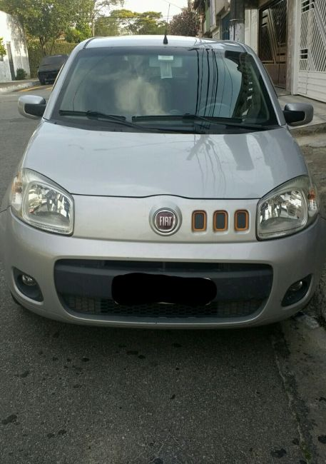 Fiat Uno Evolution 1.4 (Flex) 4p - Foto #2