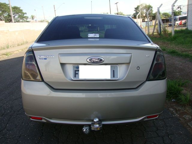 Ford Fiesta Sedan Class 1.6 (Flex) - Foto #8