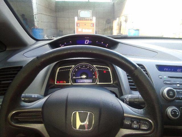 Honda New Civic LXS 1.8 (flex) - Foto #10