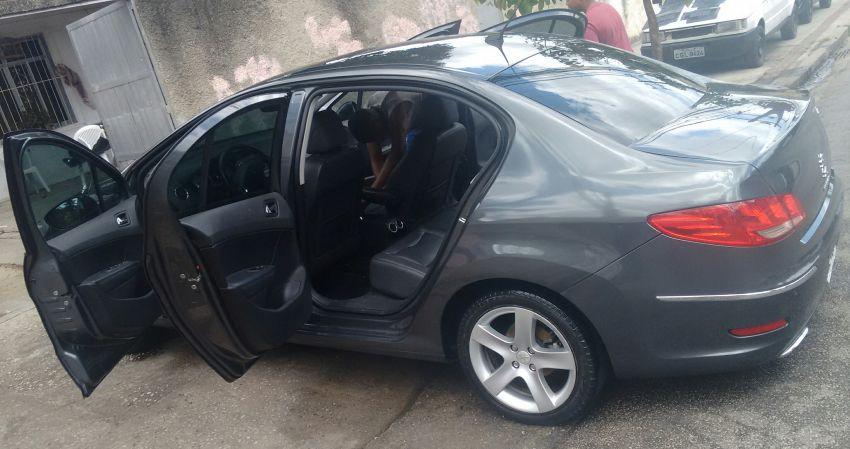 Peugeot 408 Feline 2.0 16V (aut)(Flex) - Foto #1