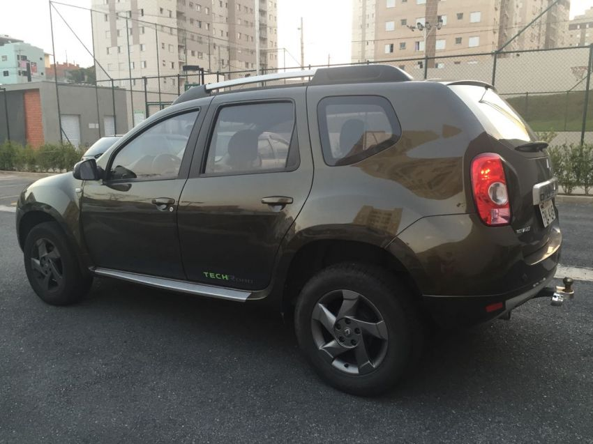 Renault Duster 2.0 16V Tech Road II (Aut) (Flex) - Foto #4