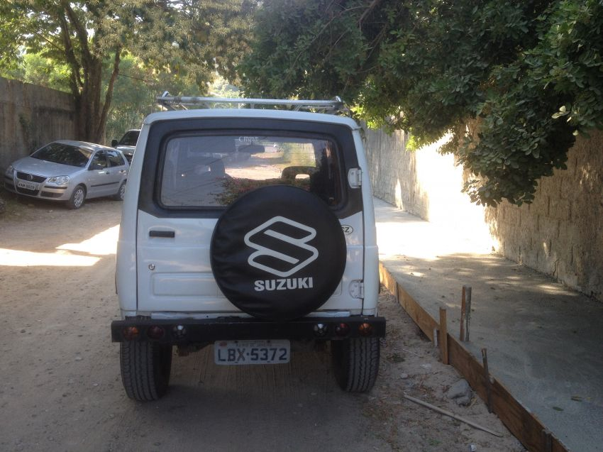 Suzuki Samurai JX 4x4 1.3 Metal Top - Foto #2