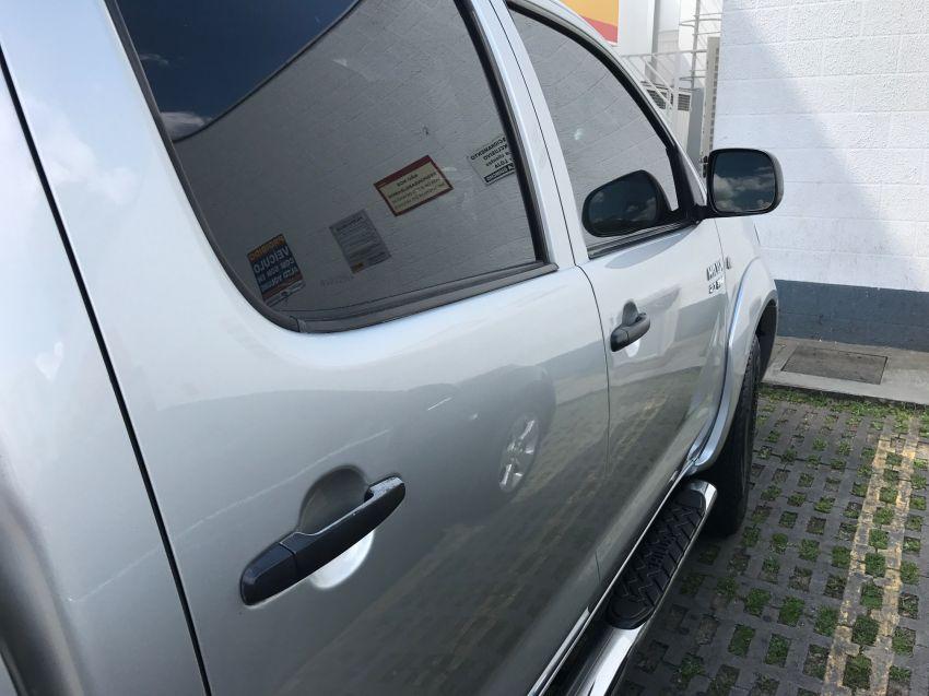 Toyota Hilux SRV 4x2 2.7 16V (cab. dupla) - Foto #5