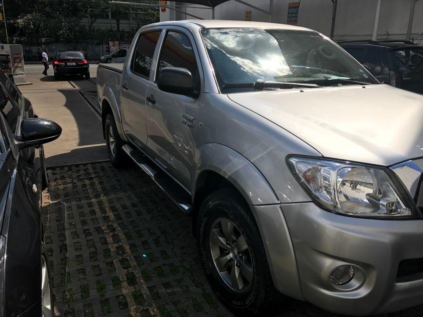Toyota Hilux SRV 4x2 2.7 16V (cab. dupla) - Foto #7