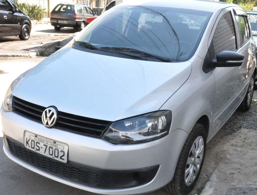 Volkswagen Fox Trendline 1.0 TEC (Flex) - Foto #5