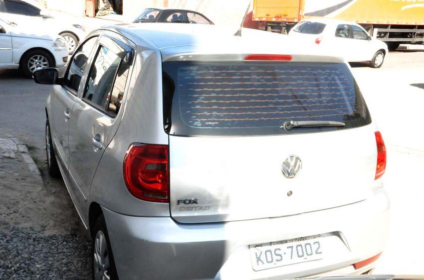 Volkswagen Fox Trendline 1.0 TEC (Flex) - Foto #7