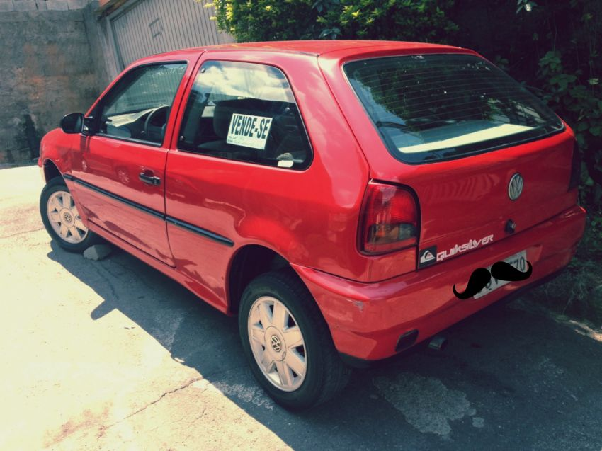 Volkswagen Gol CL 1.6 (motor AP) - Foto #1