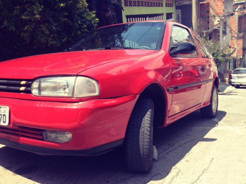 Volkswagen Gol CL 1.6 (motor AP) - Foto #2