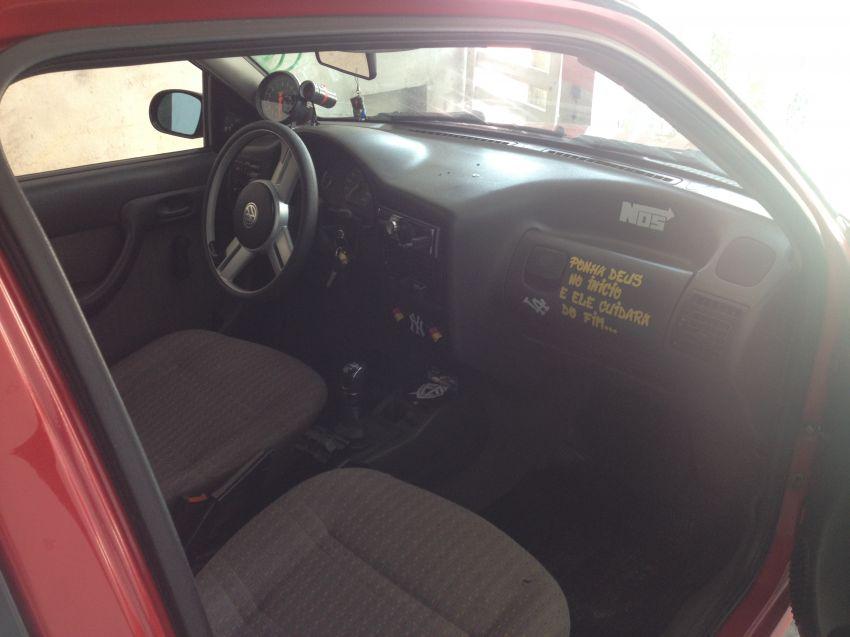 Volkswagen Gol CL 1.6 (motor AP) - Foto #7