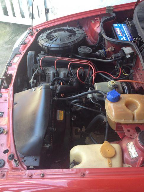 Volkswagen Gol CL 1.6 (motor AP) - Foto #8