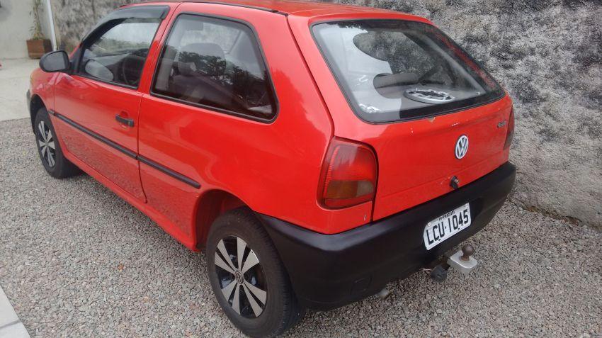 Volkswagen Gol 1.0 8V 2p - Foto #3